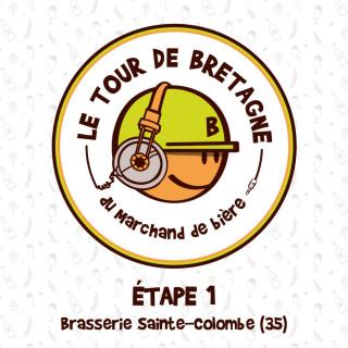 Étape  1 - Brasserie Sainte-Colombe (35)